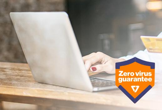 ZERO viruses guaranteed